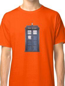 Dr. Who Tardis Classic T-Shirt