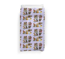 Cats & Dogs Duvet Cover