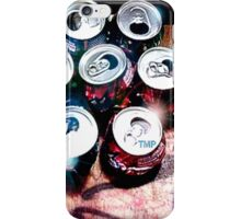 Ten Cans iPhone Case/Skin