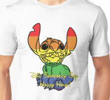 Rainbow Stitch - Happy Hour Unisex T-Shirt