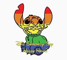 Rainbow Stitch - Happy Hour Unisex T-Shirt