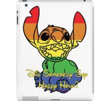 Rainbow Stitch - Happy Hour iPad Case/Skin
