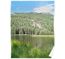 Horseshoe Lake Poster