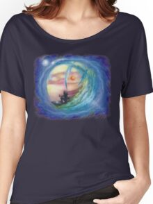 Surf Charger Women's Relaxed Fit T-Shirt