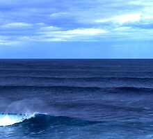 Blue wave by Paige