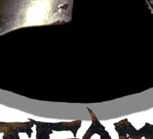 TEAM VOLTAN - Hawk the Slayer Sticker