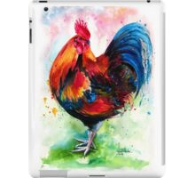 Mr. Rooster iPad Case/Skin