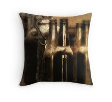 Lil Brown Jug and Friends Throw Pillow
