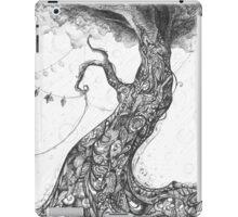 Doodle tree iPad Case/Skin