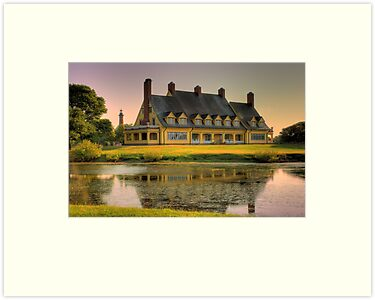 Whalehead Club by Andy Mueller