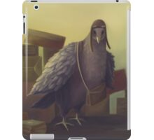 Messenger-pigeon iPad Case/Skin