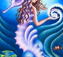 Mermaid by Qahira Lynn