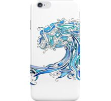 Wave Mosaic iPhone Case/Skin