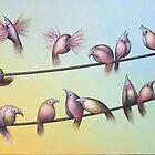 Early Birds by Karsten Stier