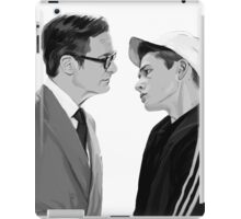 Manners, Eggsy. iPad Case/Skin
