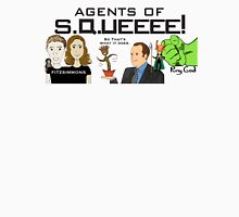 Agents of SQUEEEE!!!!!! T-Shirt