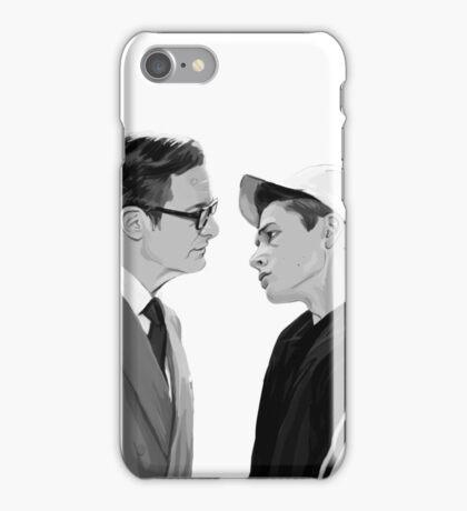Manners, Eggsy. iPhone Case/Skin
