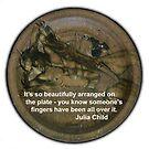 Greek Plate @ www.KeithMcDowellArtist.com by © Keith McDowell, Artist