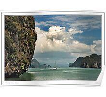 Phang Nga Bay Poster