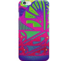 New Mexico Pottery iPhone Case/Skin