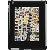 Stamps Only iPad Case/Skin