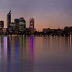 Perth Panorama by Nigel Donald