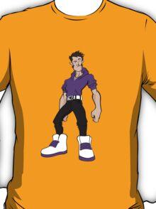 Big Shoes (purple) T-Shirt