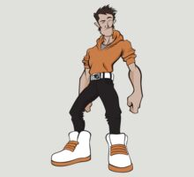 Big Shoes (Orange) by spoku