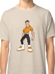 Big Shoes (Orange) Classic T-Shirt