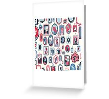 Hang Ups Greeting Card