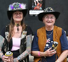 Characters of Queensland by Helen Phillips