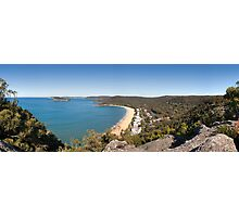 Pearl Beach Panorama Photographic Print
