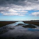 Holy Island Low Tide by Stormswept