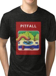 Pitfall Tri-blend T-Shirt