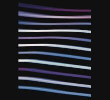 Stripes in Motion Kids Tee