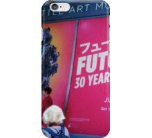 FUTURE BEAUTY  iPhone Case/Skin