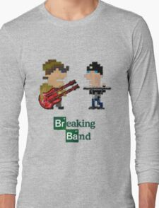 Cubism Breaking Band Long Sleeve T-Shirt