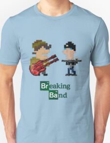 Cubism Breaking Band Unisex T-Shirt