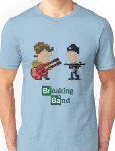Cubism Breaking Band Unisex T-Shirt