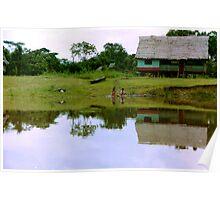 Amazone River Poster