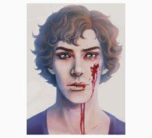 Sherlock by fictionalfriend