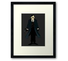 The Frighteners-- Milton Dammers Framed Print
