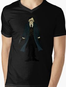 The Frighteners-- Milton Dammers Mens V-Neck T-Shirt