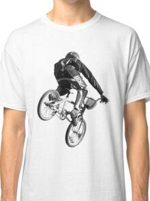 Biking Big Air  Classic T-Shirt