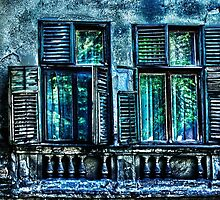 Abandoned House Fine Art Print by stockfineart