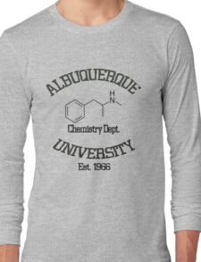 Albuquerque University - Breaking Bad Long Sleeve T-Shirt
