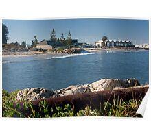 Bathers Beach Fremantle Western Australia  Poster