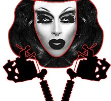 Porcelain - Drag Queen by foulemilch