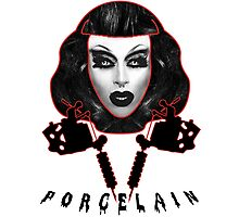 Porcelain - Drag Queen Photographic Print