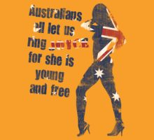 Australians all let us ring joyce! by R-evolution GFX